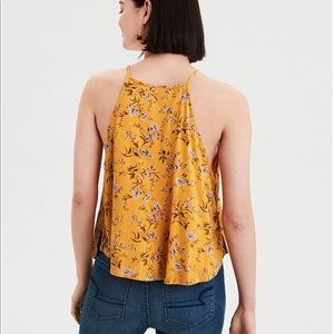 American Eagle Outfitters Tops - AE Floral Tank